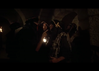 Забастовка циклопов — Приключения барона Мюнхгаузена (1988)