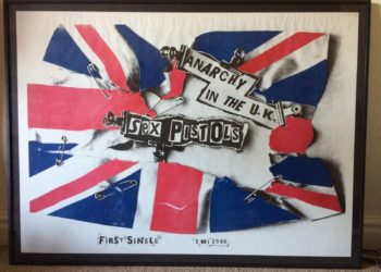 Sex Pistols — Anarchy In The UK (1977)
