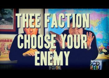 Thee Faction — Choose Your Enemy (2015)