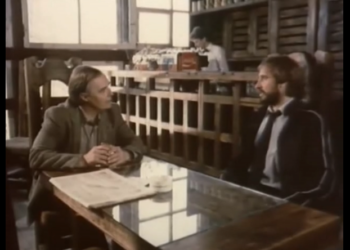 Отрывок из сериала «ТАСС уполномочен заявить» (серия 5, 1984)