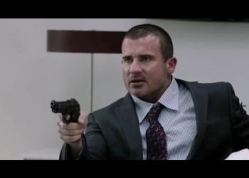 Отрывок из фильма Уве Болла «Нападение на Уолл-Стрит» (2013)