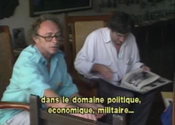 О документальном фильме Пьера Ришара (да, он один из самых главных красных во французском кино) про Че Гевару: