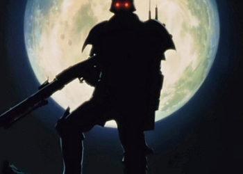 Аниме «Оборотни / Волчья стая» 1999 года, отрывок с уличными боями.