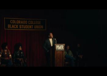 Чёрные пантеры и союз студентов — из фильма «Чёрный клановец» (2018)