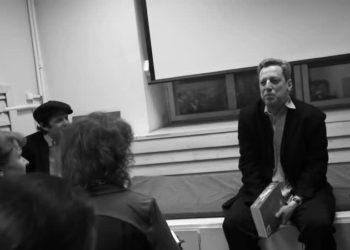 Михаил Трофименков о своей книге «Кинотеатр военных действий» (2014)