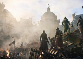 Любительское видео по мотивам Assassin's Creed Unity — Великая Французская Революция