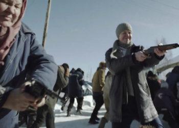 Русский бунт в сериале «Эпидемия» (2019)