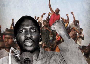 Тома Санкара: Стоящий за справедливость (Thomas Sankara: The Upright Man) — 2006, Франция