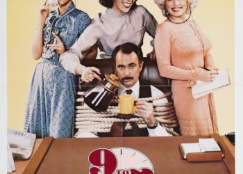 С девяти до пяти (Nine to Five) — 1980, США
