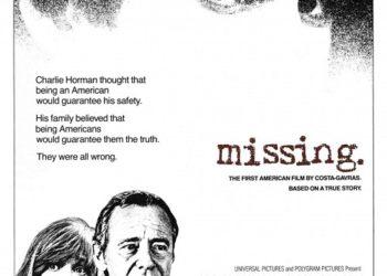 Пропавший без вести (Missing) — 1982, реж. Коста-Гаврас