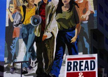 Хлеб и розы (Bread and Roses) — 2000, реж. Кен Лоуч