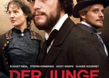 Молодой Карл Маркс (Le jeune Karl Marx) — 2017, реж. Рауль Пек