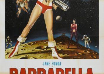 Барбарелла (Barbarella) — 1968, реж. Роже Вадим