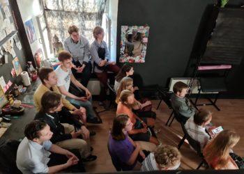 Первый кинопоказ в Московской коммуне прошел успешно!