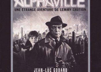Альфавиль (Alphaville, une étrange aventure de Lemmy Caution) — 1965, реж. Жан-Люк Годар