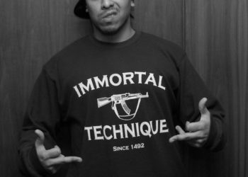 Immortal Technique — Rich Man's World (1%) (2011)