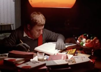 Отрывок из фильма «Фантоцци» — 1975, реж. Лучано Сальче