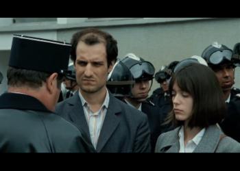 Мастер-класс от Жан-Люка Годара по общению с полицейскими