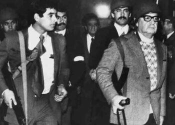 Подборка фильмов о правом перевороте в Чили 11.09.1973