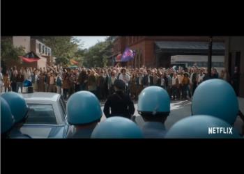 Трейлер фильма «Дело Чикагской семерки» (2020)