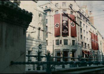 Карл Маркс в сериале «Британские СС» (2017)