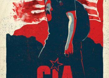 Неплохая афиша фильма «ЦРУ: Товарищ в Америке» (2017)