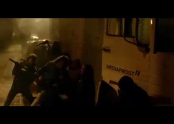 Новогодняя забастовка из фильма «Убойный огонек» (2015)