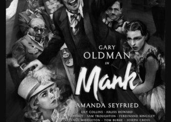 Манк (Mank) — 2020, реж. Дэвид Финчер