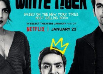 Белый тигр (The White Tiger) — Индия, 2020