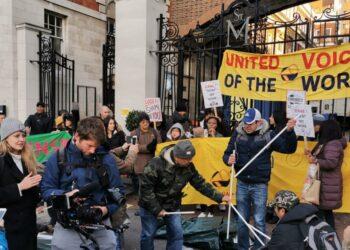 Объединенные голоса (United Voices) — Великобритания, 2020 (с англ. субтитрами)