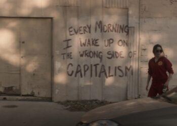 Кадр из сериала «Made for Love» (2021)