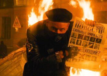 Георгий Дарахвелидзе о новом российском фильме «Майор Гром: Чумной доктор»