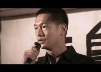 Выступление писателя Юкио Мисимы перед студентами-социалистами