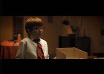 """Отрывок из исландского фильма """"Мистер Бьярнфредарсон"""" (2009)"""