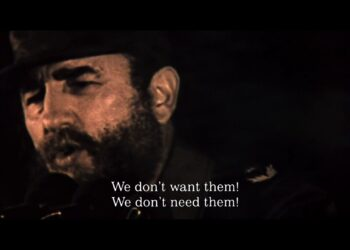 Кадр из фильма «Лицо со шрамом»