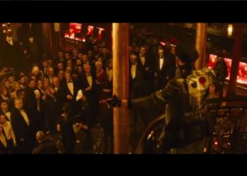 Казнь владельца казино из фильма «Майор Гром: Чумной Доктор» (2021)