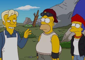 Симпсоны, серия «Наконец-то, ушли» (2012 — сезон 23, эпизод 14)