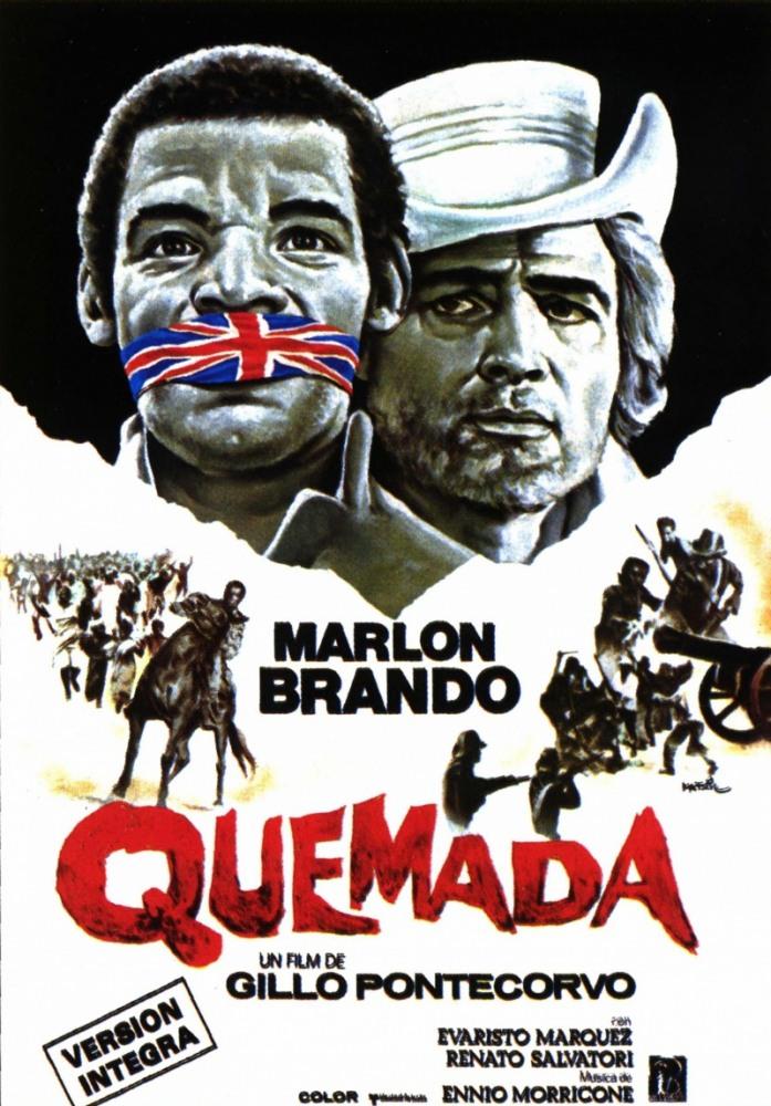 Кеймада (Queimada), 1969