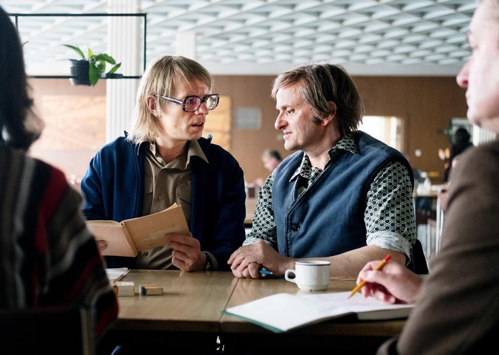 Между тем на нас надвигается московский фестиваль немецкого кино и я не удержусь от пяти рекомендаций: