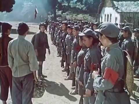 Красный женский отряд (Hong se niang zi jun), 1961