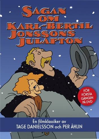 Рождественская история Карла-Бертила Йонссона (Sagan om Karl-Bertil Jonssons julafton), 1975