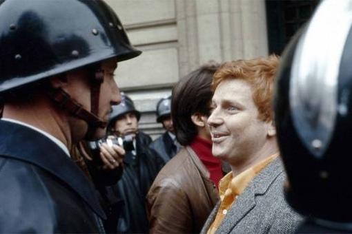 Слева: Даниэль Кон-Бендит.