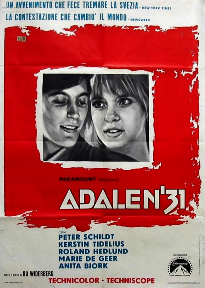 Одален 31 (Ådalen 31), 1969
