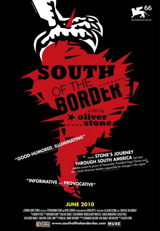 К югу от границы (South of the Border), 2009
