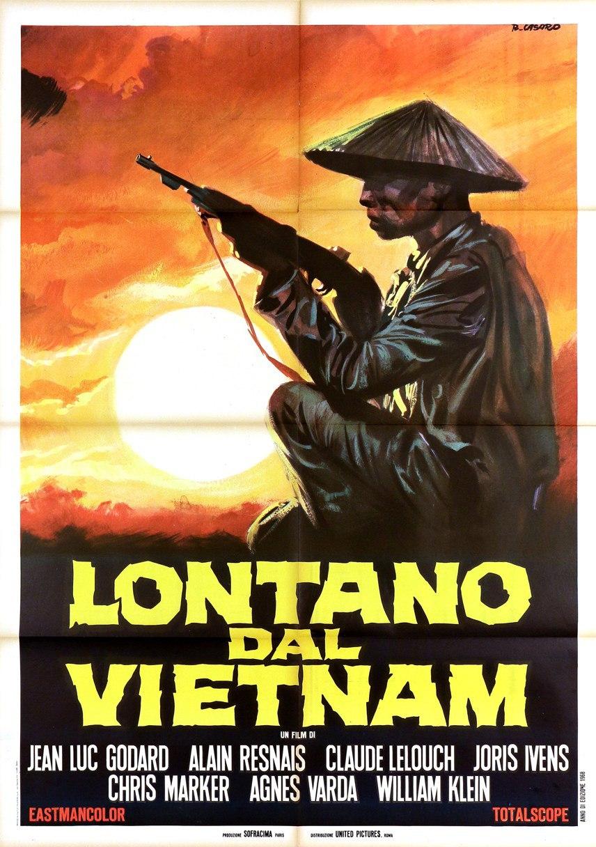 Ален Рене: «Далеко от Вьетнама» – это фильм, ставящий вопросы, вопросы, которые мы часто задаём себе, возможно, также часто, как и вы.
