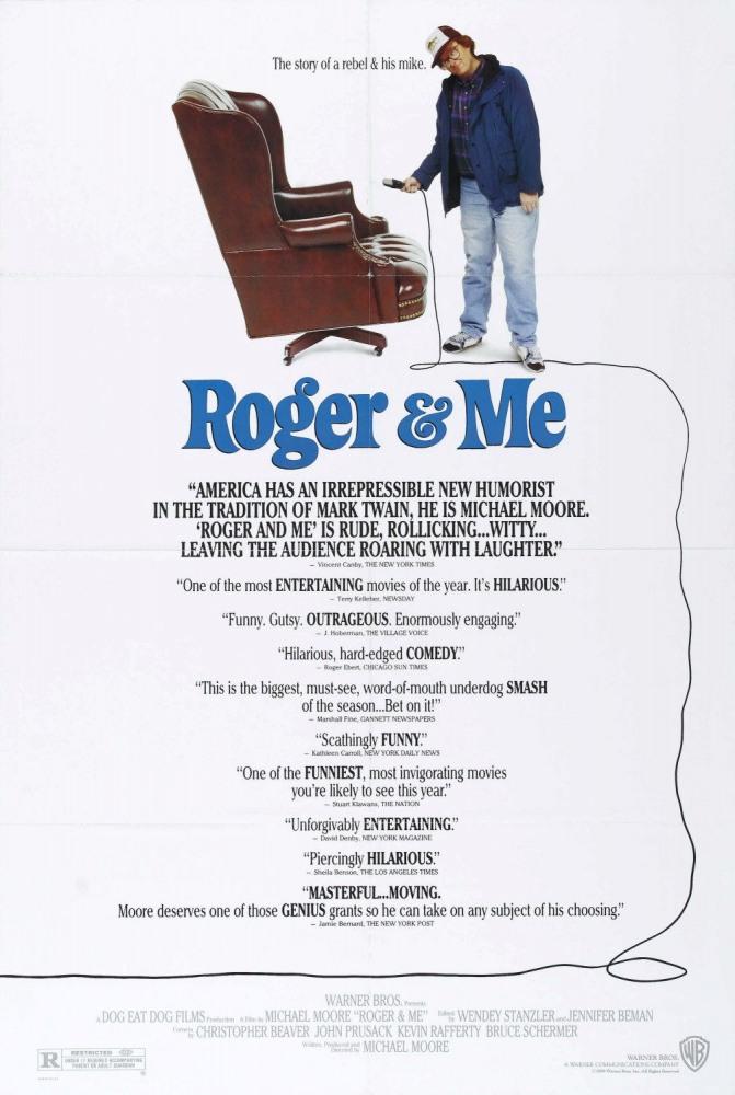 Роджер и я (Roger & Me), 1989