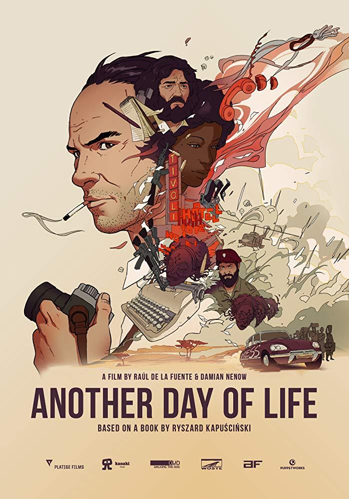 Еще один день жизни (Another Day of Life), 2018 (на английском языке)