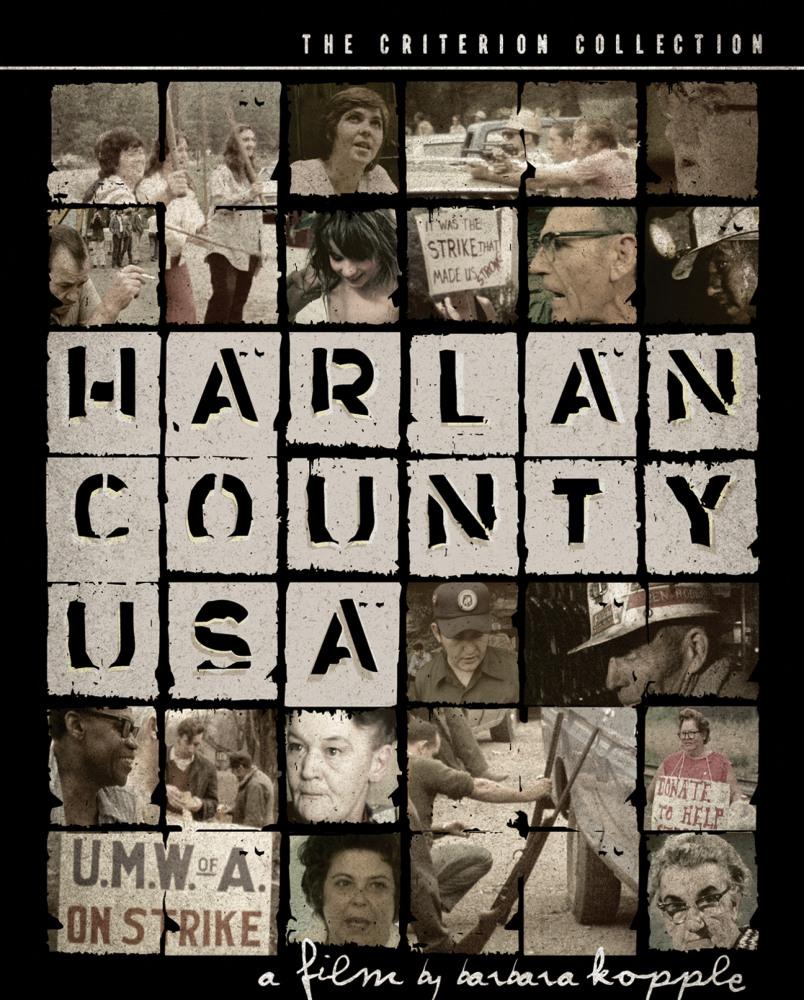 Округ Харлан, США (Harlan County U.