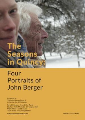Времена года в Кенси: 4 портрета Джона Берджера (The Seasons in Quincy: Four Portraits of John Berger), 2016 (на английском языке)