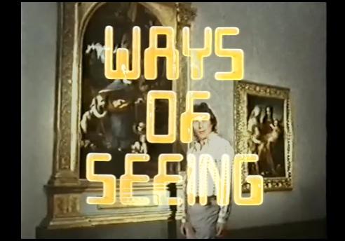 Искусство видеть (The Ways of Seeing) (сериал), 1972 (на английском языке с английскими субтитрами)